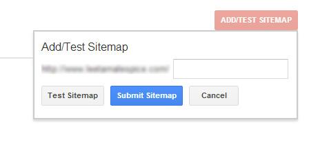 Test Sitemap